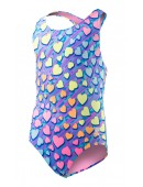 Girls' Love Club Maxfit Swimsuit