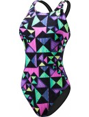 Girl's Kaleidoscope Maxfit Swimsuit