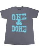 Men's One and Done Graphic Tee