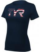 Women's Americana Graphic T-Shirt