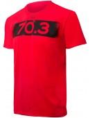 Men's Stripe 70.3 Graphic T-Shirt