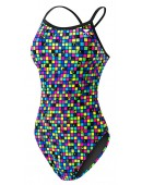 Women's TYR Check Crosscutfit Swimsuit