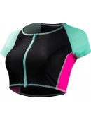 Women's Seaside Aluna Swim Top