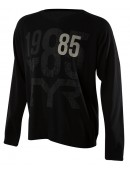 Men's Throw Back V-Neck Pullover