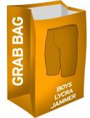 Boy's Grab Bag Lycra Jammer Swimsuits