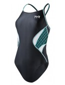 Women's Competitor Thin Strap Reversible Swimsuit