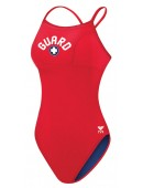 Women's Guard Reversible Diamondfit Swimsuit w/ Cups
