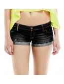Women's HB Hot Shot Denim Bikini Shorts