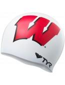 University of Wisconsin Swim Cap