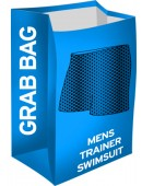 Men's Grab Bag Mesh Trainer Swimsuits