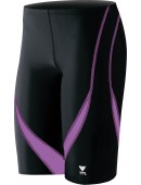 Boy's Alliance Splice Nylon Jammer Swimsuit