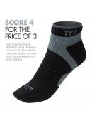 All Elements Low Cut Training Socks