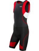 Men's Competitor Trisuit W/Back Zipper