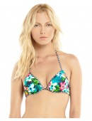 Women's HB Take a Trip Push Up Bikini Halter Bra