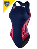 Required USA Water Polo ODP Women's Phoenix Splice Destroyer Suit (Women's 2 of 3)