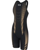 Women's AP12 Credere Compression Open Back Speed Suit