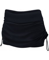 Women's Solid Active Mini Skort