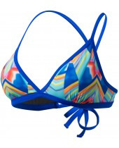 Women's Ediza Lake Triangle Bikini Top