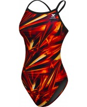 Girl's Asteroid Diamondfit Swimsuit