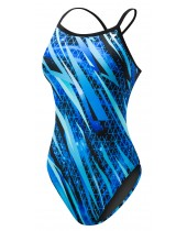 Girls' Contact Diamondfit Swimsuit