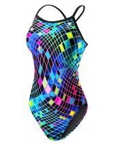 Girl's Disco Inferno Diamondfit Swimsuit