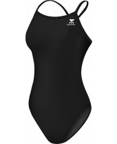 Women's Durafast Elite Solid Diamondfit Swimsuit