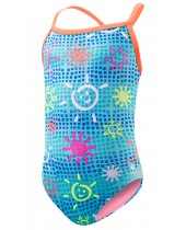 Girls' Sunbeam Diamondfit Swimsuit