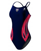 USA Water Polo Women's Phoenix Diamondfit Suit