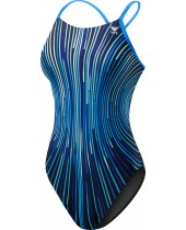 Girls' Supersonic Diamondfit Swimsuit