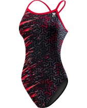 Girls' Synergy Diamondfit Swimsuit