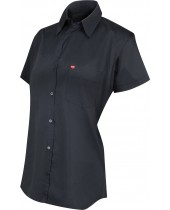 Women's Prestige Solid Buttondown Shirt