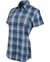 Women's Prestige Plaid Buttondown Shirt