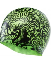 Dragon Days Swim Cap