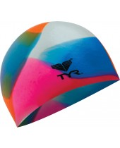 Kaleidoscope Swim Cap