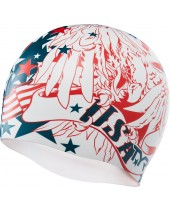 Liberty Ink Swim Cap