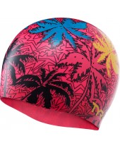 Island Breeze Swim Cap