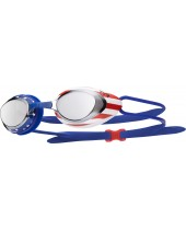 Black Hawk Racing Mirrored USA Goggles