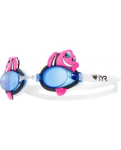 CharacTYR Happy Fish Kids Swim Goggles
