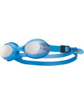 Flexframe Mirrored Kids Swim Goggles
