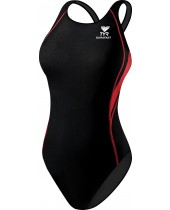 Girl's Durafast One Splice Maxfit Swimsuit