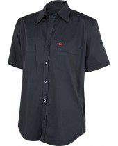 Red Line Men's Solid Button Down Shirt