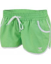 Women's Solid Splice Board Shorts