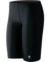 Boy's Solid Lycra Jammer Swimsuit
