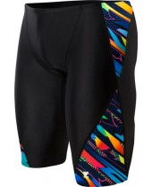 Boys' Ardent Blade Splice Jammer Swimsuit
