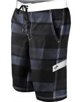 Men's Fading Stripe Boardshort