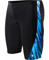 Boy's Contact Legend Splice Jammer Swimsuit
