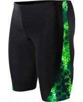 Boy's Enigma Legend Splice Jammer Swimsuit