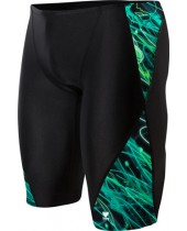 Men's Hypnosis Blade Splice Jammer Swimsuit