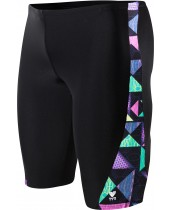 Boy's Kaleidoscope Legend Splice Jammer Swimsuit