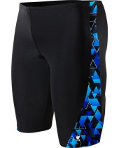 Boys' Labyrinth Legend Splice Jammer Swimsuit